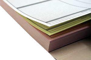 NCR invoice pad printing at Fineprint Nottingham